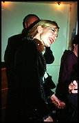 CATE BLANCHETT,  Tatler Bafta party hosted by Jane Procter and Charles Finch. Lola's. Upper St. London. April 1999.