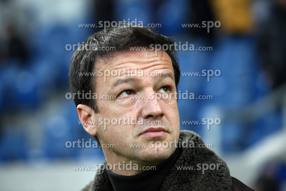 Fredi BOBIC, Portrait // during the German Bundesliga 22th round match between TSG 1899 Hoffenheim and VfB Stuttgart at the Rhein Neckar Arena, Sinsheim, Germany on 2013/02/17. EXPA Pictures © 2013, PhotoCredit: EXPA/ Eibner/ Alexander Neis..***** ATTENTION - OUT OF GER *****