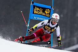 GASIENICA-DANIEL Maryna competes during  the 6th Ladies'  GiantSlalom at 55th Golden Fox - Maribor of Audi FIS Ski World Cup 2018/19, on February 1, 2019 in Pohorje, Maribor, Slovenia. Photo by Matic Ritonja / Sportida