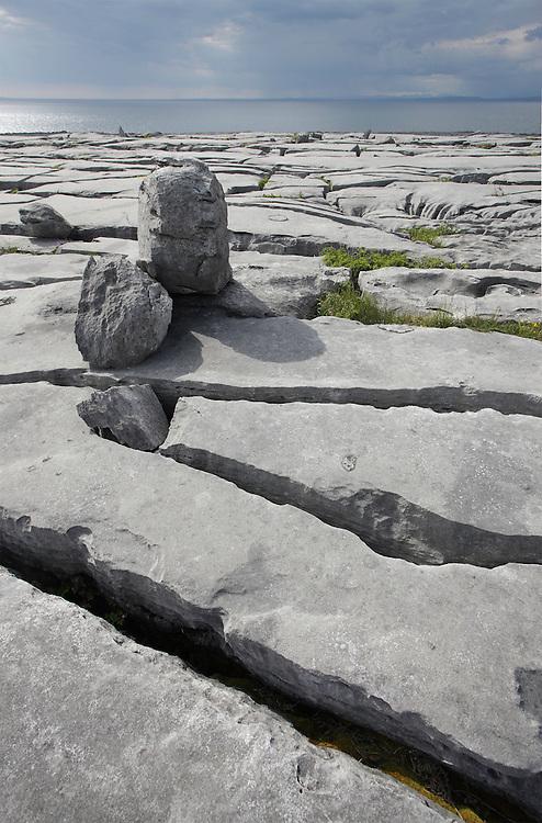 Burren karst landscape, Ireland