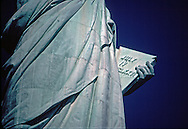 Statue of Liberty Close-up Detail