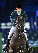 Charlotte Casiraghi Rides At Gucci Paris Masters 2014