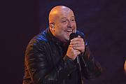 Finale The Voice of Holland in Studio 22, Hilversum<br /> <br /> Op de foto:  Paskal Jakobsen - Blof