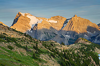 Mount Abruzzi, Height-of-the-Rockies Provincial Park British Columbia Canada