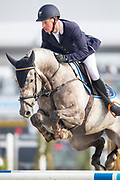 Sander Naber - Hasall<br /> FEI WBFSH World Breeding Jumping Championships for Young Horses 2017<br /> © DigiShots