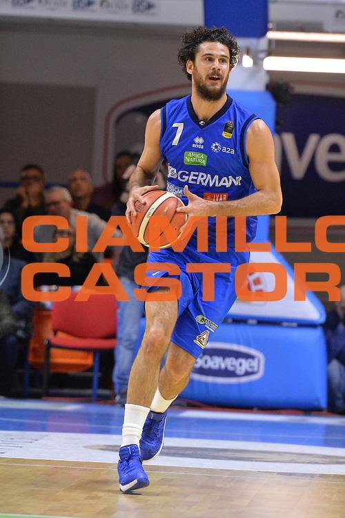 Vitali Luca<br /> Happycasa Brindisi - Germani Basket Brescia<br /> Legabasket serieA2017-2018<br /> Brindisi , 29/10/2017<br /> Foto Ciamillo-Castoria/