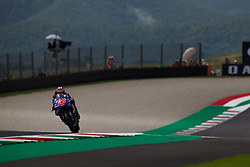 June 1, 2018 - Mugello, FI, Italy - Maverick Vinales of Movistar Yamaha MotoGP during the Free Practice 1 of the Oakley Grand Prix of Italy, at International  Circuit of Mugello, on June 01, 2018 in Mugello, Italy  (Credit Image: © Danilo Di Giovanni/NurPhoto via ZUMA Press)