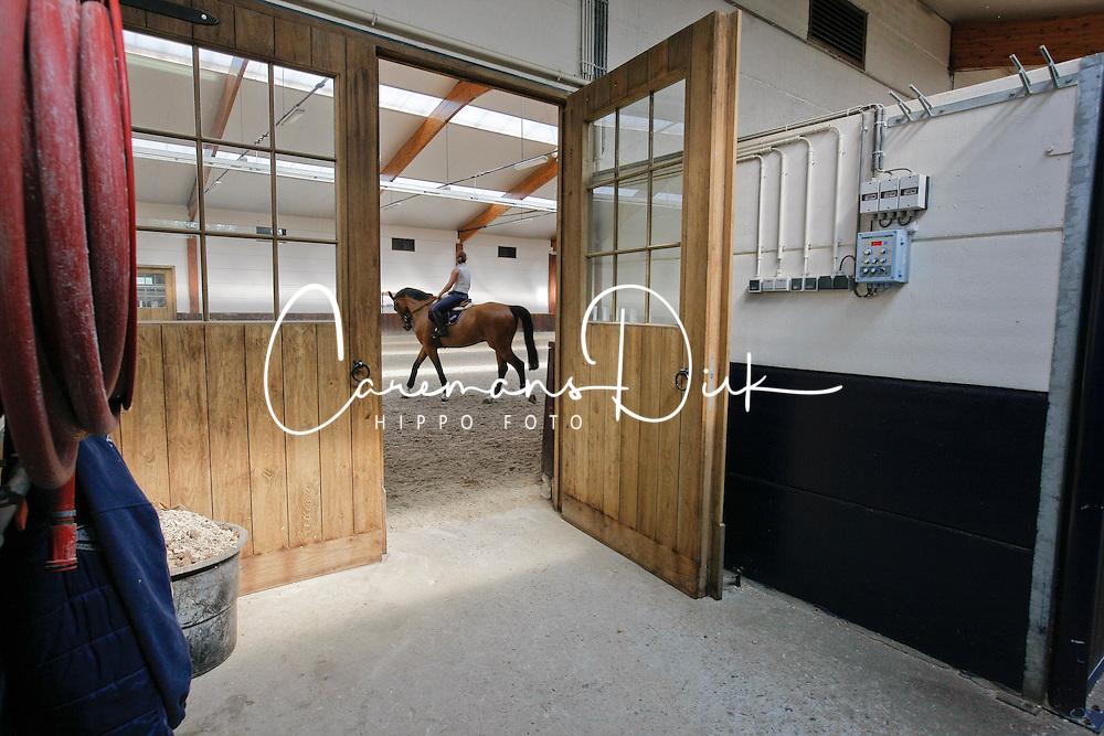 Stephex stables<br /> Wolvertem 2008<br /> Photo &copy; Hippo Foto