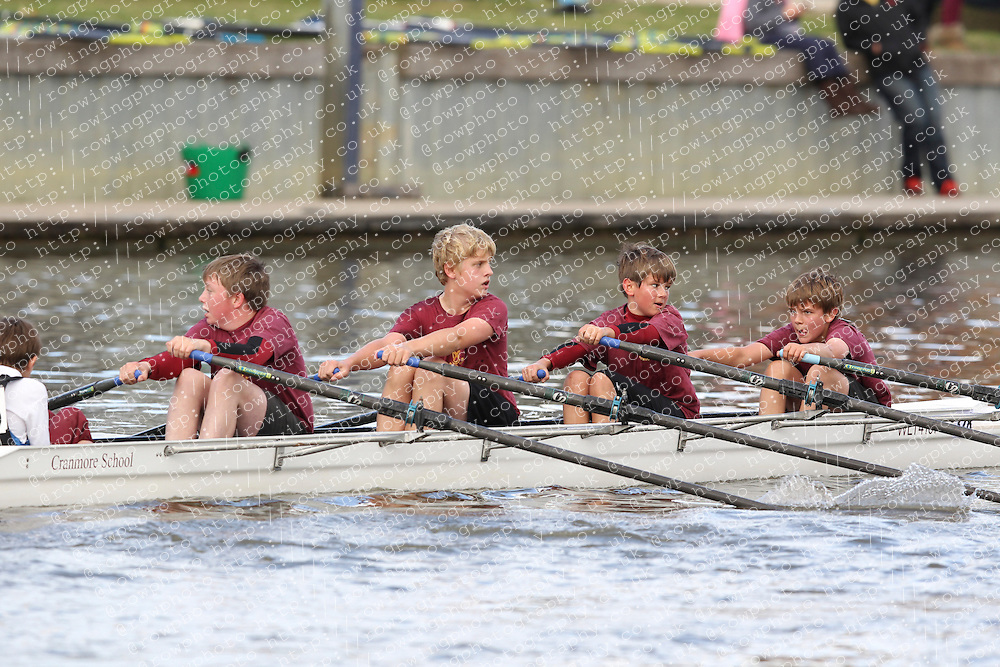 2012.09.29 Wallingford Long Distance Sculls 2012. Division 2. Cranmore School Rowing Club.