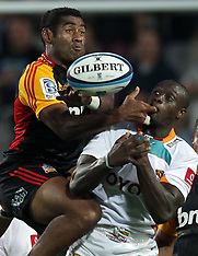 Hamilton - Super Rugby, Chiefs v Cheetahs
