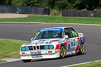 #17 Mark SMITH BMW E30 M3 during HSCC Dunlop Saloon Car Cup  as part of the HSCC Oulton Park Gold Cup  at Oulton Park, Little Budworth, Cheshire, United Kingdom. August 24 2019. World Copyright Peter Taylor/PSP. Copy of publication required for printed pictures.