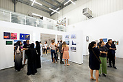 Installation of Montana Noir in No Place Like Home at Gulf Photo Plus in Dubai, UAE. Photo by Ismail Noor / Seeing Things Photography.