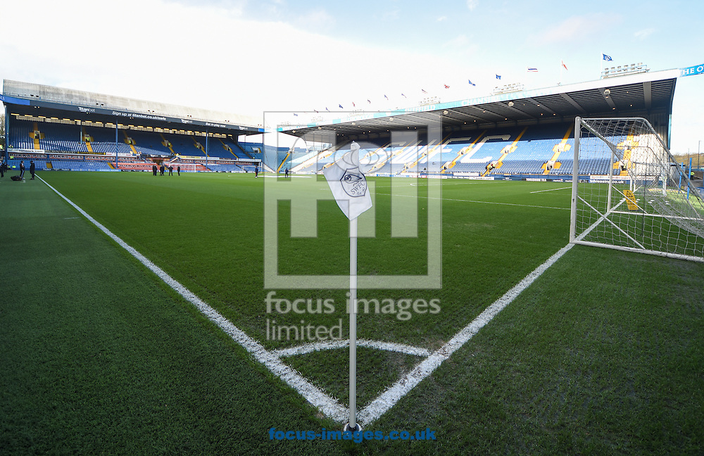 A General View before the Sky Bet Championship match at Hillsborough, Sheffield<br /> Picture by Richard Land/Focus Images Ltd +44 7713 507003<br /> 20/12/2015