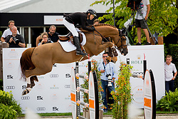 Lamaze Eric, CAN, Firkov du Rouet<br /> Brussels Stephex Masters<br /> © Hippo Foto - Sharon Vandeput<br /> 29/08/19