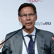 20160616 - Brussels , Belgium - 2016 June 16th - European Development Days - Resilience on the ground - Anders Henriksson , Principal Adviser for Policy Definition , European Commission - DG for International Cooperation and Development - Moderator © European Union