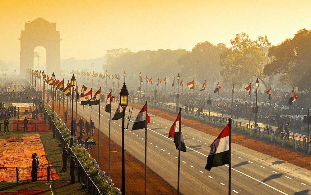 Republic Day Parade, Rajpath, New Delhi, India