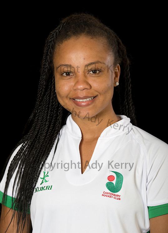 Curlyne Browne - Canterbury Ladies Hockey Club, 2013 -14 season
