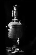 Russian Samovar, Fort Ross, CA