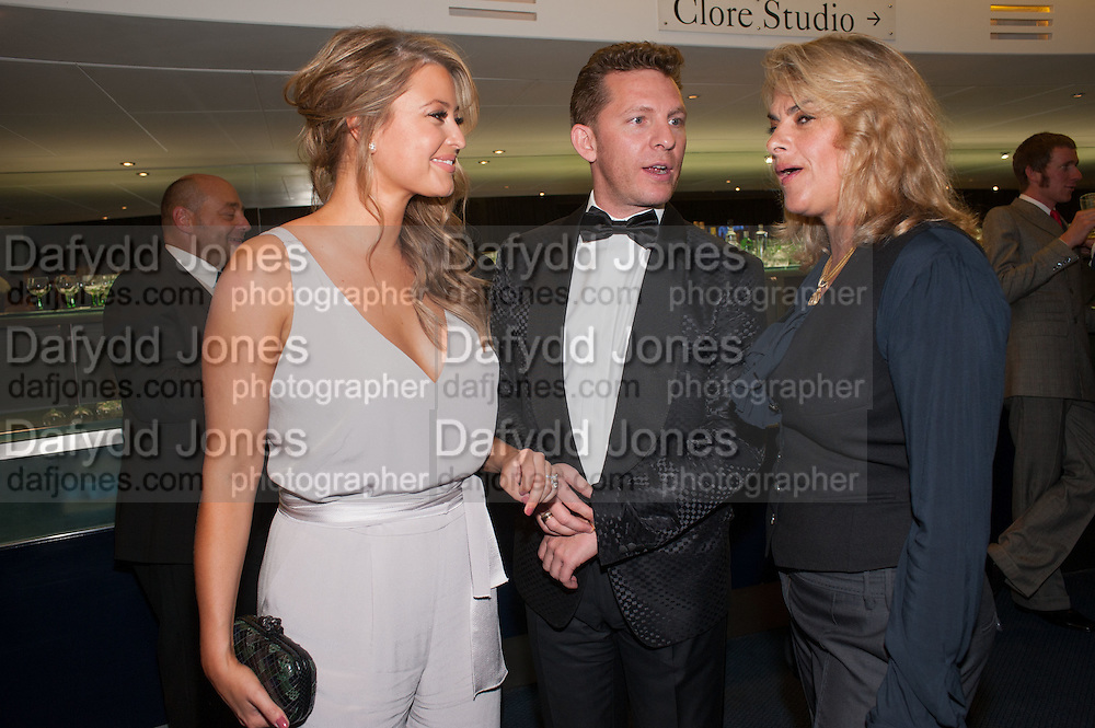 HOLLY VALANCE; NICK CANDY; TRACEY EMIN, 2012 GQ Men of the Year Awards,  Royal Opera House. Covent Garden, London.  3 September 2012