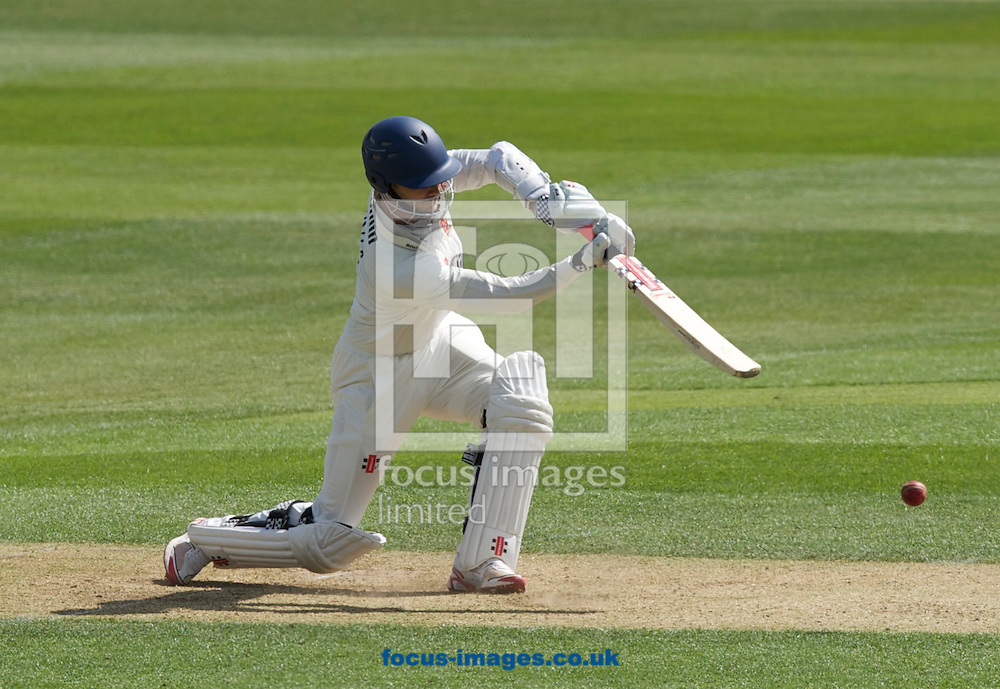 Picture by Alan Stanford/Focus Images Ltd +44 7915 056117.30/04/2013.Wicket Keeper and Captain James Foster of Essex County Cricket Club  during the LV County Championship Div Two match at the County Ground, Chelmsford, Chelmsford.