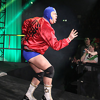 TNA WRESTLING LONDON 2016