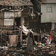 INDIA - Slums of Mumbai
