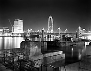View upstream from Cleopatra's Needle<br /> <br /> January 2016