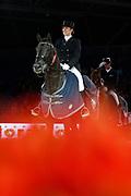 Madeleine Witte Vrees - Wynton<br /> Jumping Amsterdam 2012<br /> © DigiShots