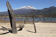 Laguna Quilillo O Verde, Volcano Llaima,Conguill&iacute;o National Park<br /> Parque Nacional Conguill&iacute;o, Chile, Patagonia