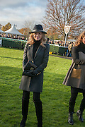 AMANDA HOLDEN, Hennessy Gold Cup, The Racecourse Newbury. 30 November 2013.