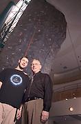 16341Jim Gilmore & Son Env. Poatrait at the Ping Center                               ..Cr Executive Account.Exec Dir, Campus Recreation
