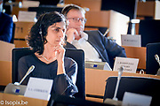 INTA Committee hearing on Dual-use reform: ' How to ' future-proof ' EU export controls ? ' #isopix #europeanparliament