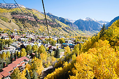 Telluride, Colorado Photos - Stock Photography, images, fall color