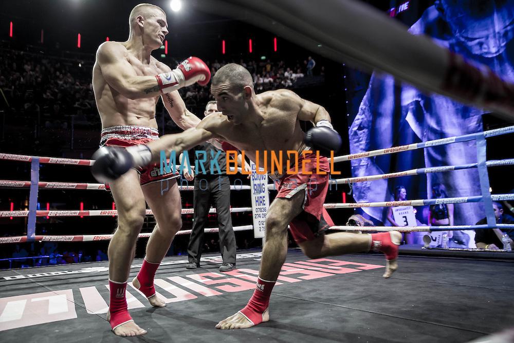 Rafael Gorka vs Servket Cerkez