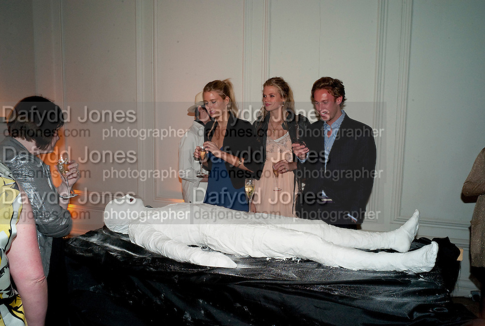 GEORGIA FORBES; GABRIELLA CALTHORPE; ALEX WEBB; , The Quintessentially and Perrier-Jou't Summer Party at The Orangery at Kensington Palace. London. 18 June 2009<br /> GEORGIA FORBES; GABRIELLA CALTHORPE; ALEX WEBB; , The Quintessentially and Perrier-Jouët Summer Party at The Orangery at Kensington Palace. London. 18 June 2009