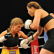Wendy Roy v. Sarah Marshall - Lightweight - Boxing - Rumble at the Rock VII - Photo Archive