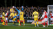 Sutton United v Arsenal 21/02/2017