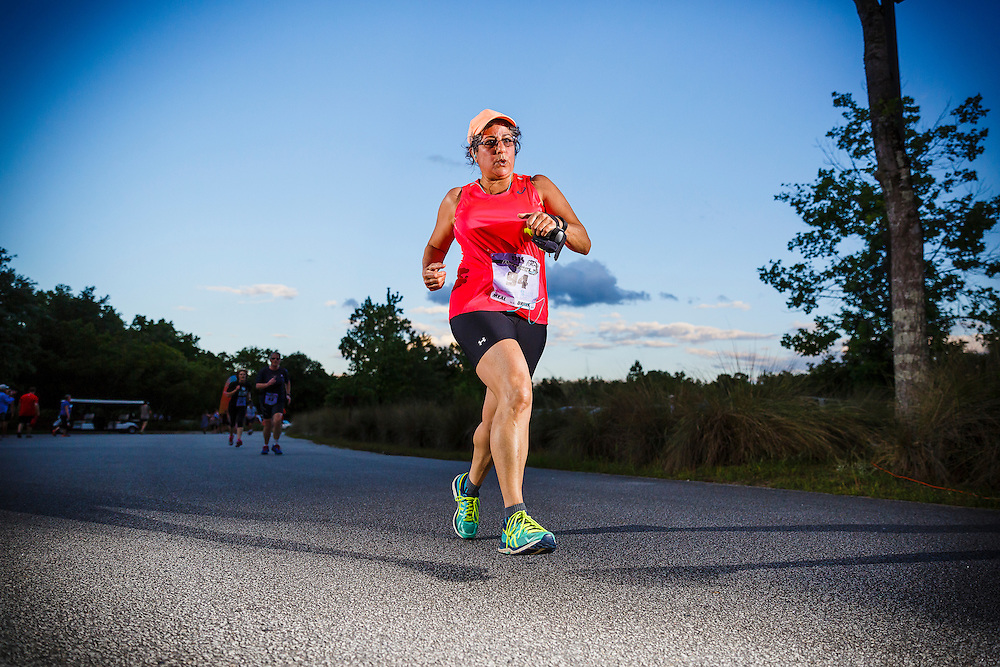 Images from the first race of the 2016 Race the Landing 5k series at Charlestowne Landing in Charleston, South Carolina.