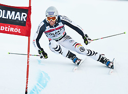 18.12.2011, Gran Risa, Alta Badia, ITA, FIS Weltcup Ski Alpin, Herren, Riesentorlauf 1. Durchgang, im Bild Fritz Dopfer (GER) // Fritz Dopfer of Germany during men's giant Slalom 1st run at FIS Ski Alpine Worldcup at Gran Risa in Alta Badia, Italy on 2011/12/18. EXPA Pictures © 2011, PhotoCredit: EXPA/ Johann Groder