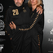 Adam Russakoff attend the Official launch party for the annual Gumball 3000 Rally took place at Proud Embankment on August 4 2018, London, UK.