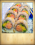 California rolls cellphone photography,Iphone pictures,smartphone pictures
