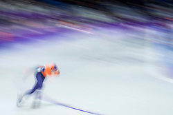16-02-2018 KOR: Olympic Games day 7, PyeongChang<br /> 5000 meter schaatsen vrouwen / Annouk van der Weijden of the Netherlands