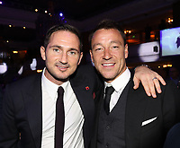 Frank Lampard with John Terry