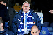 A disappointed Director of Football Barry Fry after the EFL Sky Bet League 1 match between Peterborough United and Burton Albion at London Road, Peterborough, England on 4 May 2019.
