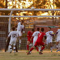 04-30-14 BHS Boy Soccer vs. Green Forest