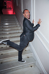 LOUIS SPENCE at a party to celebrate the launch of Buzz a new magazine from The Sun newspaper held at Il Bottacio, 9 Grosvenor Place, London SW1 on 15th September 2010