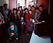 Bhutan Eye Camp 2005