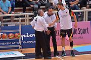 DESCRIZIONE : Trento Nazionale Italia Uomini Trentino Basket Cup Italia Germania Italy Germany<br /> GIOCATORE : Arbitro<br /> CATEGORIA : Pregame Arbitro Fairplay<br /> SQUADRA : Arbitro<br /> EVENTO : Trentino Basket Cup<br /> GARA : Italia Germania Italy Germany<br /> DATA : 10/07/2014<br /> SPORT : Pallacanestro<br /> AUTORE : Agenzia Ciamillo-Castoria/GiulioCiamillo<br /> Galleria : FIP Nazionali 2014<br /> Fotonotizia : Trento Nazionale Italia Uomini Trentino Basket Cup Italia Germania Italy Germany