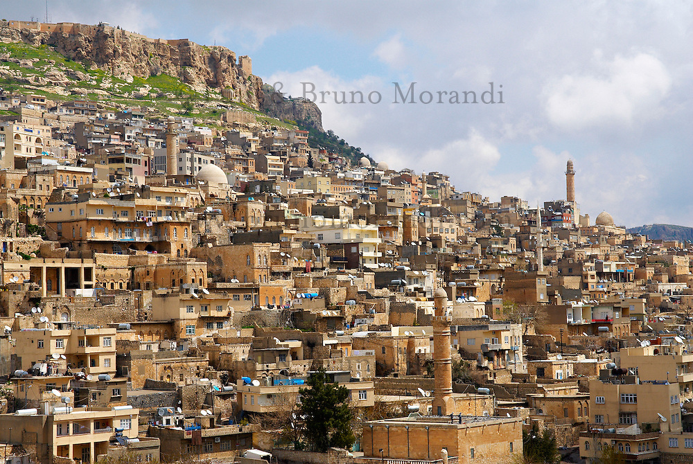 Turquie. Anatolie du Sud-Est. Ville de Mardin. Kurdistan turque. // Turkey. South East Anatolia. City of Mardin. Kurdistan.