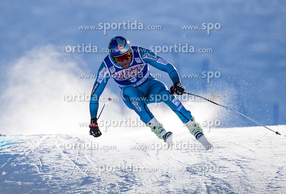 03.12.2016, Val d Isere, FRA, FIS Weltcup Ski Alpin, Val d Isere, Abfahrt, Herren, im Bild Aksel Lund Svindal (NOR) // Aksel Lund Svindal of Norway in action during the race of men's Downhill of the Val d'Isere FIS Ski Alpine World Cup. Val d'Isere, France on 2016/12/03. EXPA Pictures © 2016, PhotoCredit: EXPA/ Johann Groder